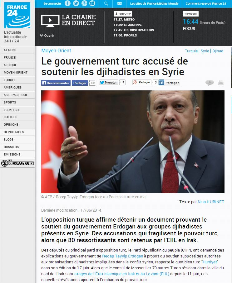 FRANCE 24 TV CHANNEL