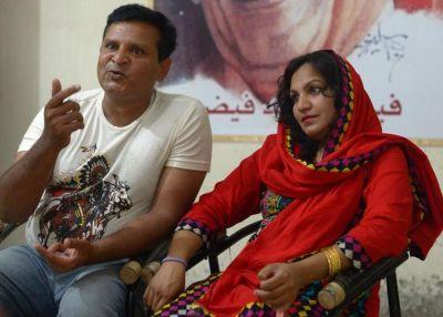 ένα διαθρησκευτικό ζεύγος στο Πακιστάν