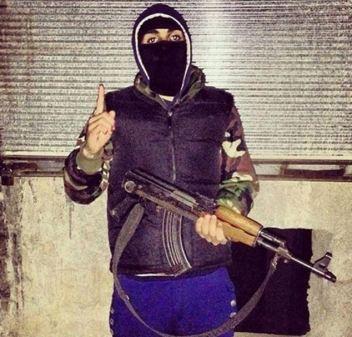 Έτερος Βρετανός Τζιχαντιστής στη Συρία, που ανήκει στο τρίο τω υπόπτων