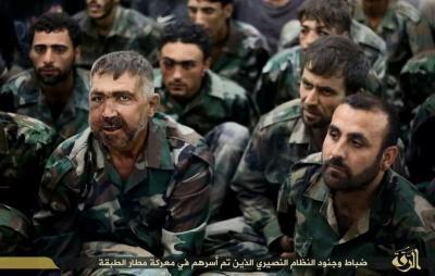 οι αιχμαλωτοι πολέμου το Ισλαμικό Κράτος ο ρόλος της Τουρκίας και του ΝΑΤΟ στο συριακό