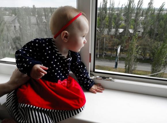 Η 10 μηνών Κύρα που ο Ποροσένκο της έκοψε το νήμα της ζωής