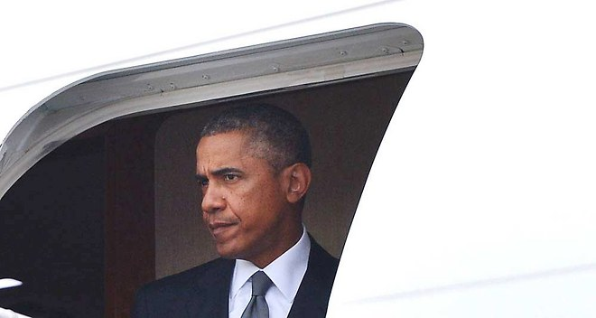 Obama έφτασε στο Τάλιν