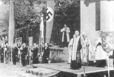 οι ουκρανοί ναζί και οι υποστηρικτές τους ουνίτες και Πατριαρχείο Κιέβου ξαναγράφουν αρνητική ιστορία