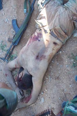 νεκρός ο εκπρόσωπος τύπου της αλ Νούσρα που ευθύνεται για σειρά αποκεφαλισμών και σταυρώσεις