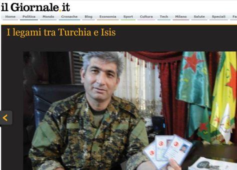 Αδιάσειστα στοιχεία για τη διαπλοκή Τουρκία και Ισλαμικού Κράτους