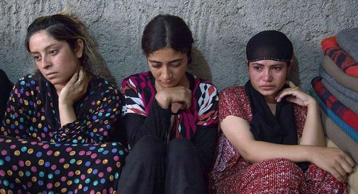 12 χρονες σκλαβες Γιαζίντι από τις συνολικά 5000