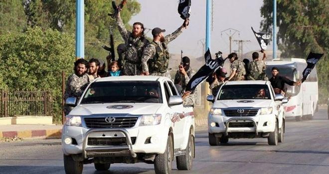 Η ΚΑΤΕΧΟΜΕΝΗ ΚΥΠΡΟΣ ΔΙΑΜΕΤΑΚΟΜΙΣΤΙΚΟ ΚΕΝΤΡΟ ΓΙΑ ΟΧΗΜΑΤΑ ΤΟΥ ISIS
