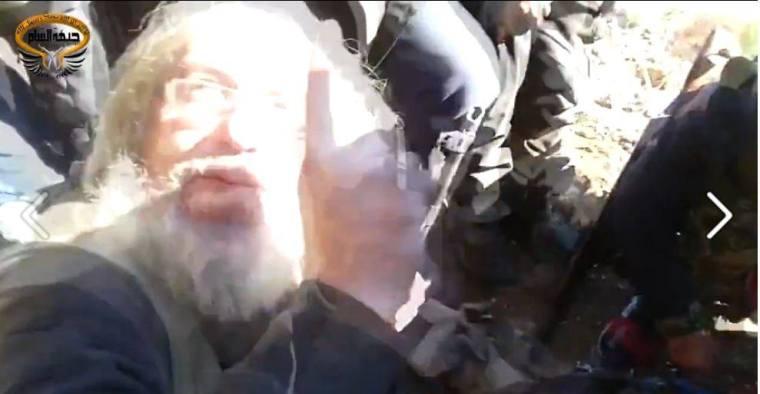 πανηγυρίζει ο ισλαμιστής