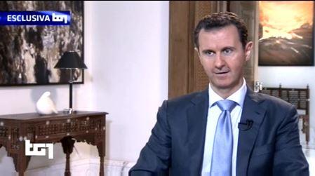 Άσαντ: Οι ΗΠΑ δημιούργησαν το ISIS και απελευθέρωσαν τον Baghdadi