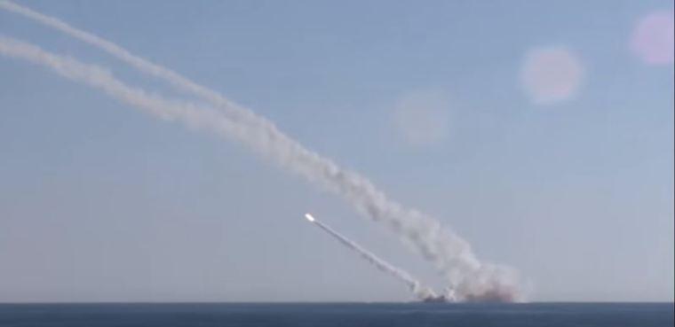 Ρωσικό υποβρύχιο εκτόξευσε πυραύλους κρουζ κατά της Daesh