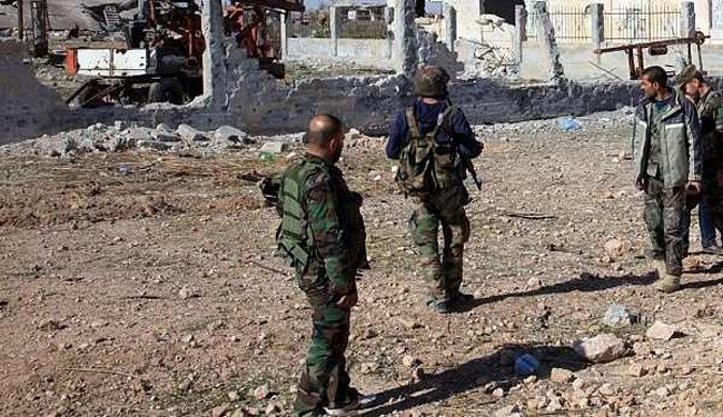 Syrian Army Units Drive Terrorists Back from More Areas in Damascus Province