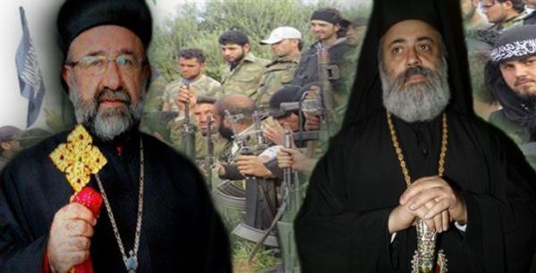 Αποτέλεσμα εικόνας για βιντεο αποκεφαλισμού επισκόπου Χαλεπιου