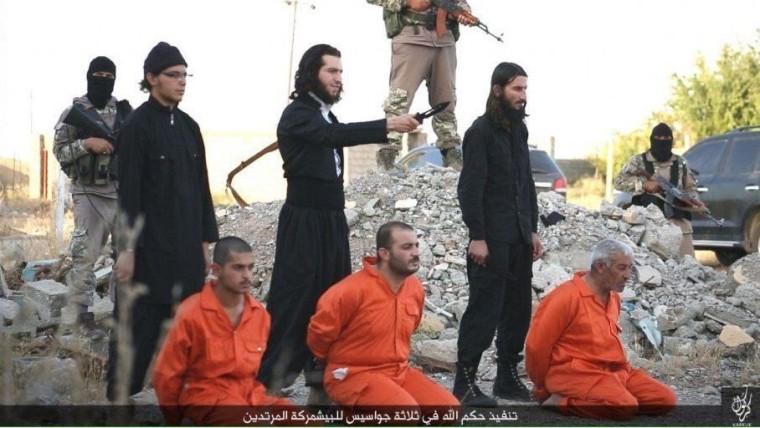 Daesh Beheads 5 Men in Iraq's Kirkuk