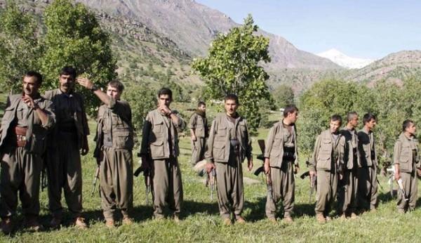 مسلحو حزب العمال الكردستاني