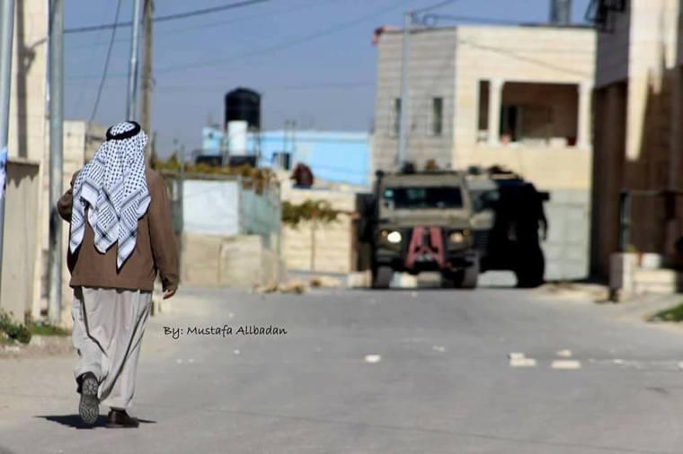 Στρατιωτικό ισραηλινό όχημα χτύπησε 5χρονη παλαιστίνια στη Hébron.