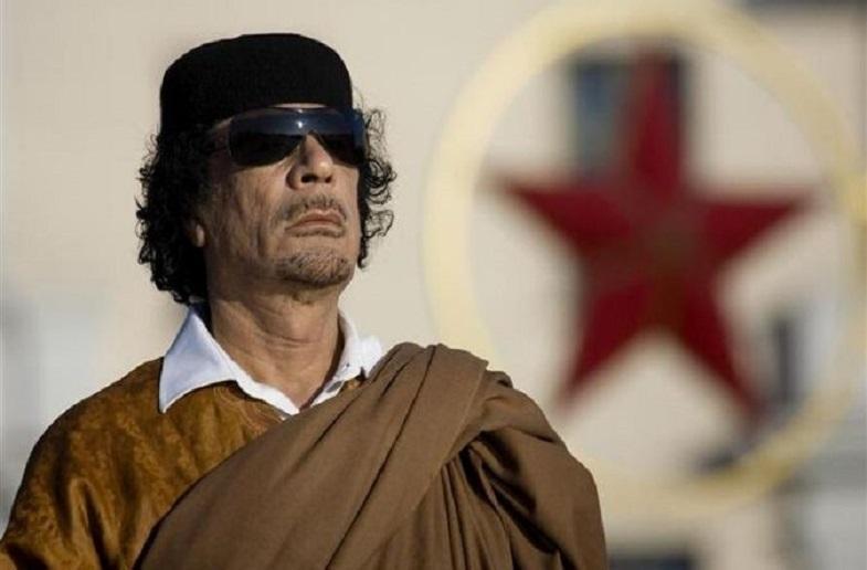 Ο Καντάφι είχε προειδοποιήσει για το covid19: θα φτιάξουν οι ίδιοι ...