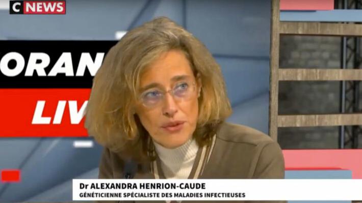 Κορυφαία ηενετίστρια Alexandra Henrion-Caude: δεν εμπιστευόμαστε αυτό το εμβόλιο. Δεν είναι εμβόλιο. Είναι γενετική μηχανική, προφυλακτική γονιδιακή θεραπεία….