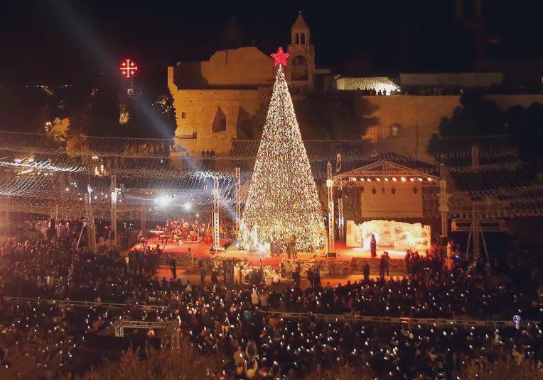 """""""Απλές συμπτώσεις""""... παραμονές Χριστουγέννων και .. η Βηθλεέμ μπαίνει σε παγκόσμια καραντίνα!! To Iσραήλ κλείνει το εναέριο χώρο του για το φόβο της μετάλλαξης."""