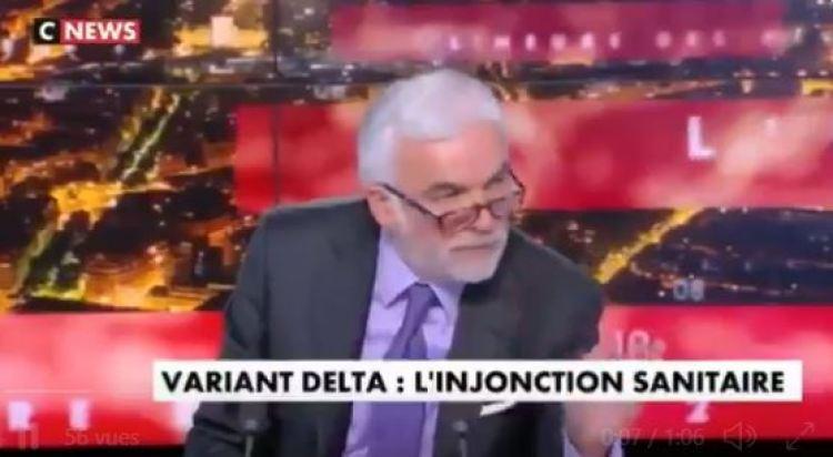 "O παρουσιαστής Pascal Praud στο κανάλι CNEWS: "" τα εργαστήρια (φαρμακευτικών εταιριών) και οι κυβερνήσεις θα έχουν ποινικές ευθύνες για τις βλάβες που μπορούν να προκαλέσουν τα εμβόλια. Ποιός είναι υπεύθυνος;;  (βίντεο)"