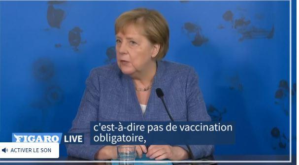 Η Γερμανία παίρνει αποστάσεις από το ναζιστικό παρελθόν της. Μέρκελ: δεν θα κάνουμε υποχρεωτικό εμβολιασμό σε υγειονομικούς!!!!!