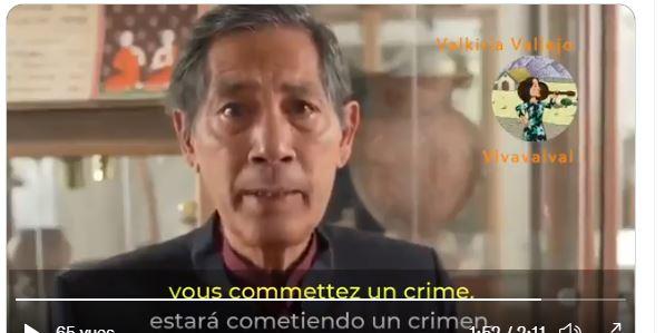 Καθηγητής Μικροβιολόγος Sucharit Bhadki: Συμβουλεύω έντονα όλον τον κόσμο να μην εμβολιαστεί. Μην εμβολιάσετε ποτέ τα παιδιά. Αν εμβολιάστε το παιδί σας είστε εγκληματίας!  (βίντεο)